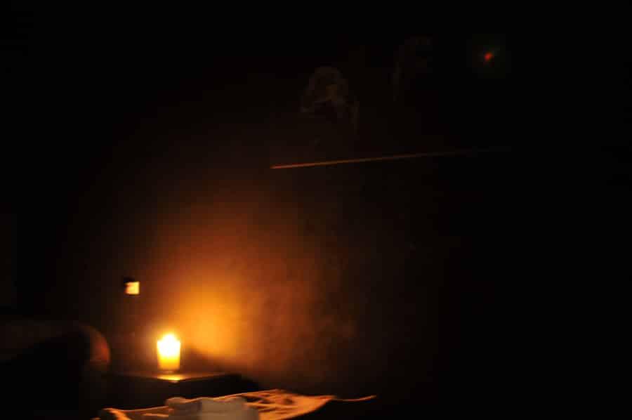 Video: Dunkelretreat im Kloster Saunstorf