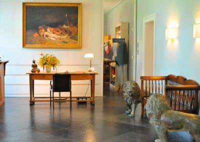 Foyer und Empfangsbereich