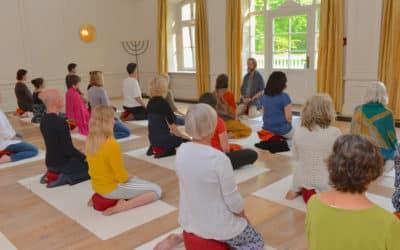 Meditation im modernen Kloster – Erfahrungen mit stiller Meditation