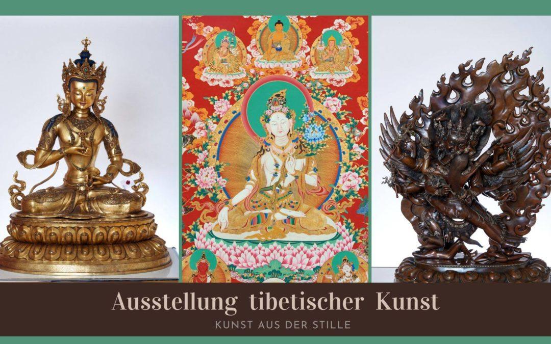 Ausstellung tibetischer Kunst | 22.07.-30.08.2020