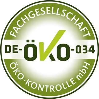 Öko Zertifikat Bio